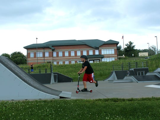 Can you handle the ramps at the Delafield Sports Commons? Give it a shot this summer.