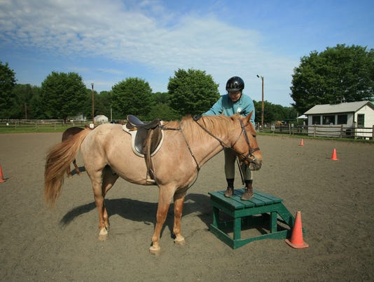 Summer riding lessons scheduled PHOTO CAPTION