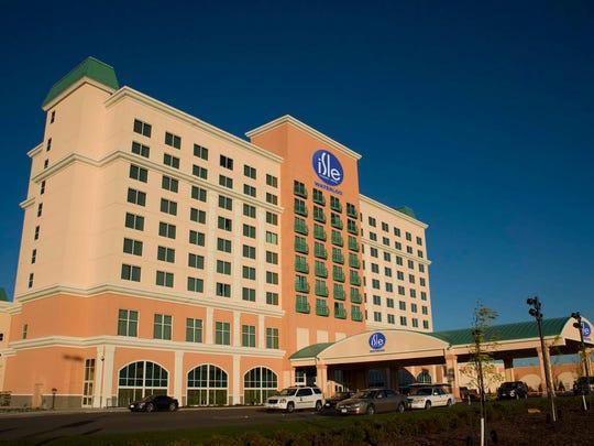 Isle Casino Hotel, Waterloo