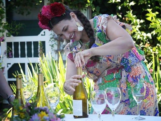 Winemaker Leah Jorgensen