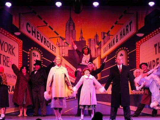 """Broadway Palm's """"Annie"""""""