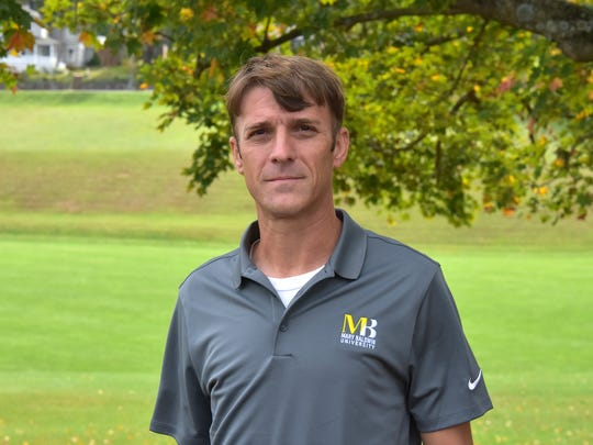 Robert Rose was Mary Baldwin University's soccer coordinator and head men's coach.