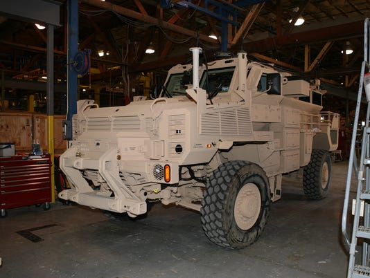 RG-31 MRAP route clearance vehicle.JPG