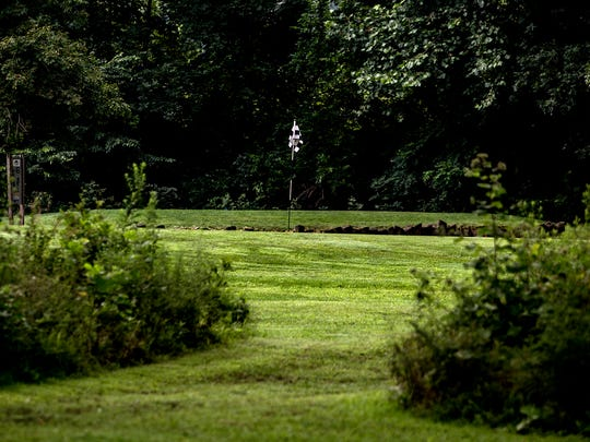 Raccoon International Golf Course in Granville is up for sale.