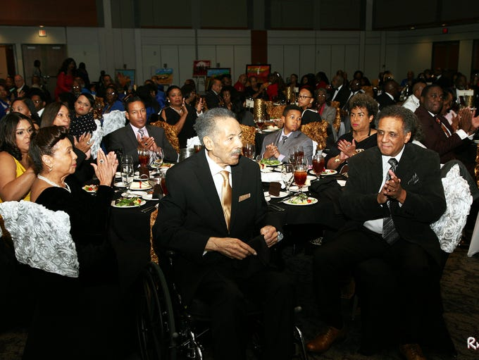 North Louisiana Civil Rights Coalition Gala at the