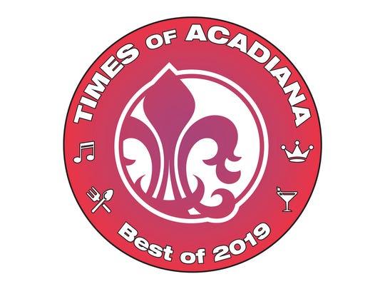 Best of Acadiana 2019 Logo