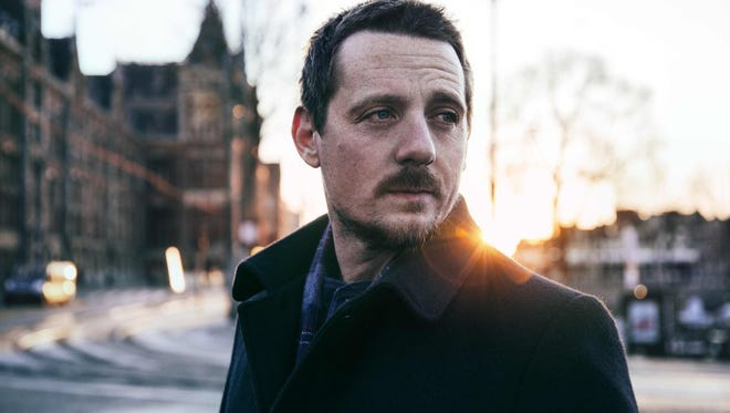 """Sturgill Simpson is back near the top of the charts thanks to """"Saturday Night Live."""""""