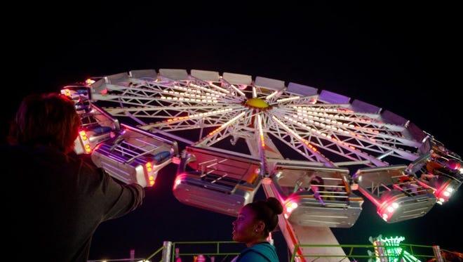 Martin County Fair.