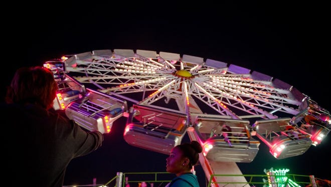 If you are planning to go to the Martin County Fair, consider going on opening day when admission is free. Admission is $10 per person on Saturday and Sunday.