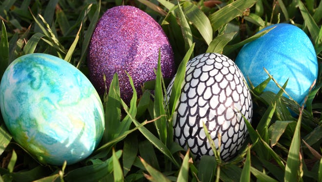 Consider ways to make your Easter a bit more eco-friendly.