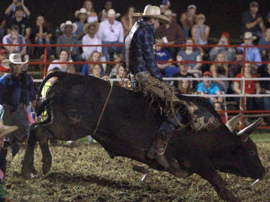 Southeastern Bull Riding Association National Finals is this weekend at Tennessee Miller Coliseum.