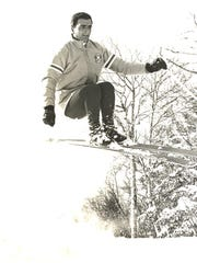 Ski school director Bob Gratton who gave Muhammad Ali a 1970 lesson at Mount Snow in West Dover.
