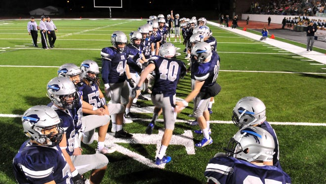 Great Falls High has won 13 state championships and finished runner-up 18 times in its illustrious football history.