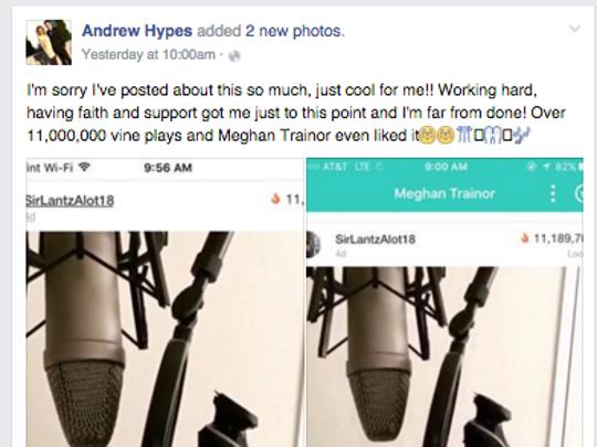 """Waynesboro native Andrew Hypes creates """"Clippers"""" beat"""