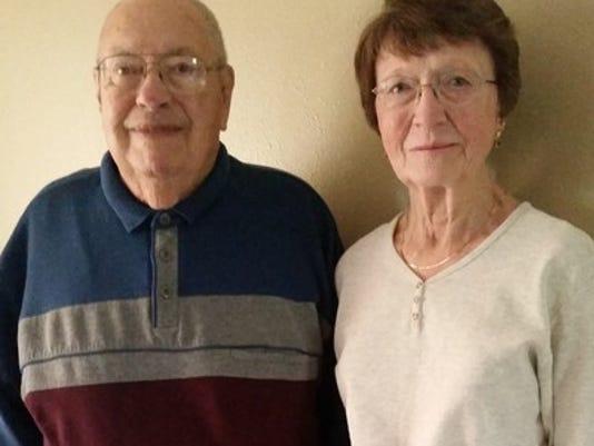 Anniversaries: Ronald Jacobson & Nancy Jacobson