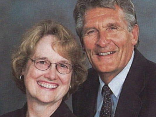 Anniversaries: Carmen Priesz & Jane Priesz