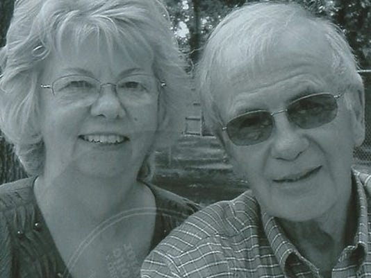 Anniversaries: Butch Smith & Sandy Smith