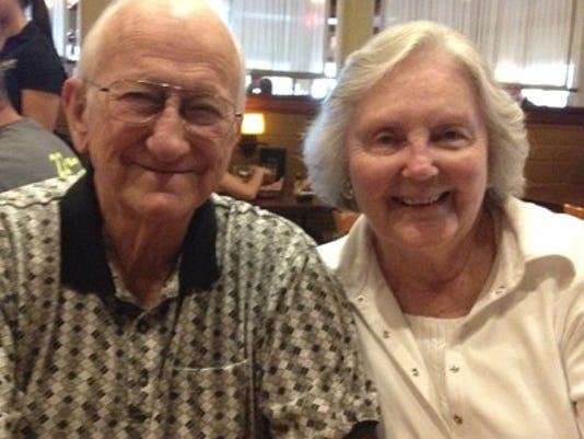 Anniversaries: Jack Schuver & Jan Schuver
