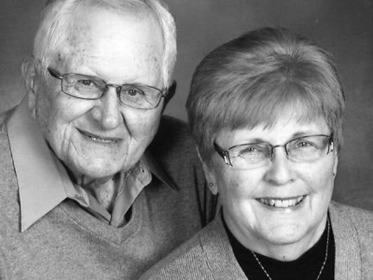 "Anniversaries: Eugene ""Bud"" Hanisch & Janet Hanisch"