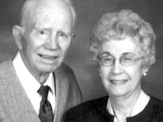 Anniversaries: Donnell Rosenberg & Joyce Rosenberg