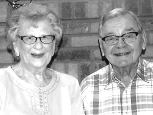 Anniversaries: Lyman Overskei & Delores Overskei