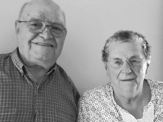 Anniversaries: Dale Magnuson & Shirley Magnuson