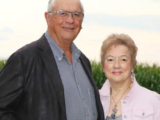 Anniversaries: Harley Bruns & Linda Bruns