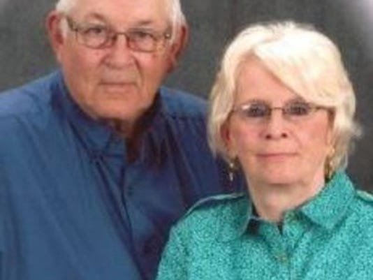 Anniversaries: Jim Smith & Shirley Smith