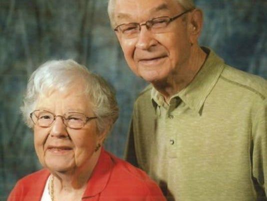 Anniversaries: John VerWey & Evelyn VerWey