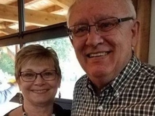 Anniversaries: Lynn LaDassor & Cheryl LaDassor