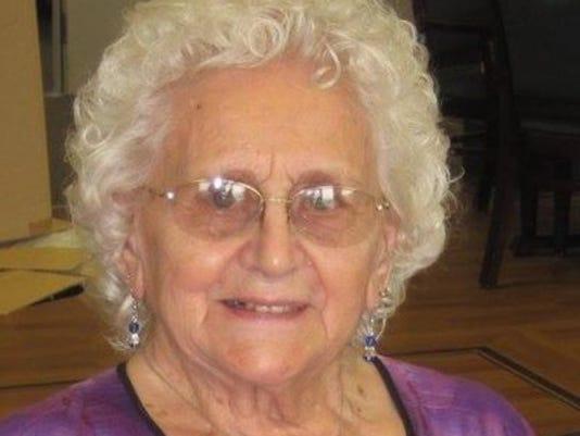 Birthdays: Irene Wolbeck