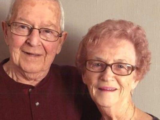 Anniversaries: Dean Gough & Joyce Gough