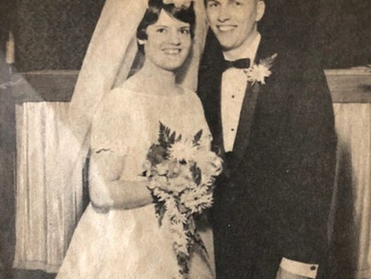 Anniversaries: Loren Hass & Dorothy Hass