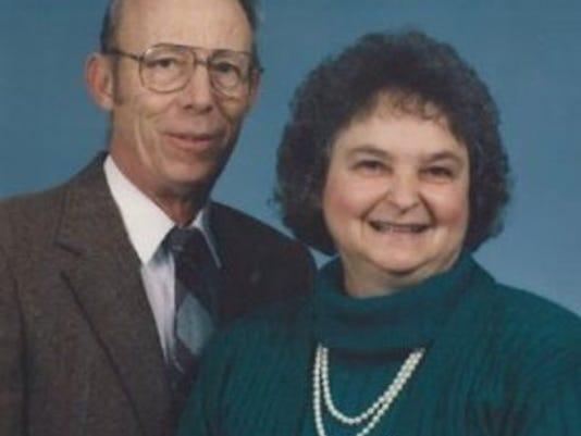 Anniversaries: Louie Fostvedt & Nila Fostvedt