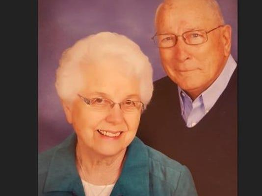 Anniversaries: Don Joyce & Phyllis Joyce