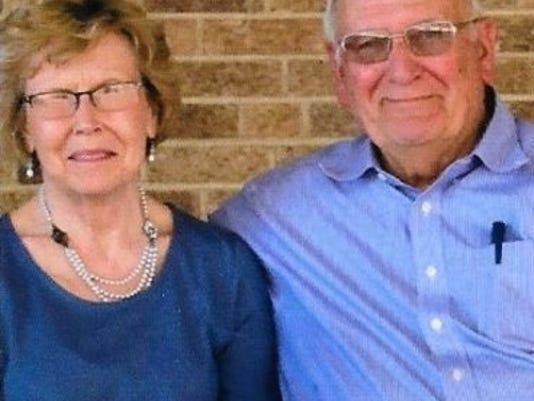 Anniversaries: Bert Vander Wolde & Donna Vander Wolde