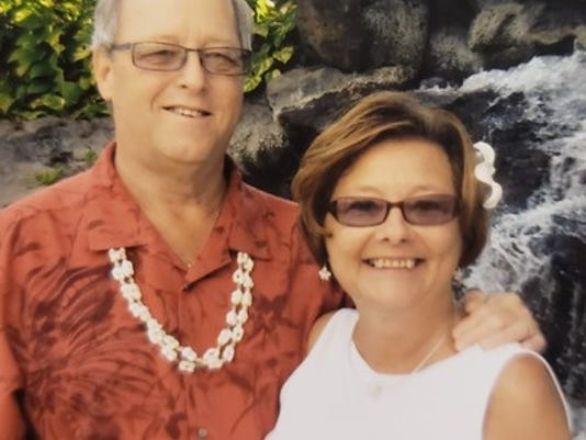 Anniversaries: Roger Dunn & Angie Dunn