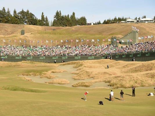 PGA: U.S. Open-Third Round