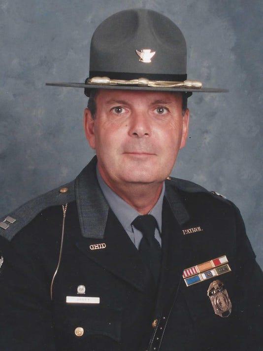 Captain Ron Hoeft