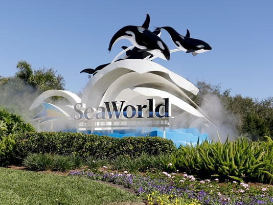 AP EARNS SEAWORLD ENTERTAINMENT F FILE A USA FL