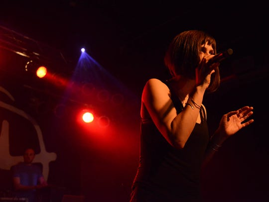 Dessa will perform at 9:30 p.m. Tuesday at Gabe's.