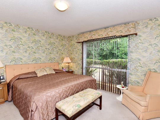 2440 Connell Drive, master bedroom.
