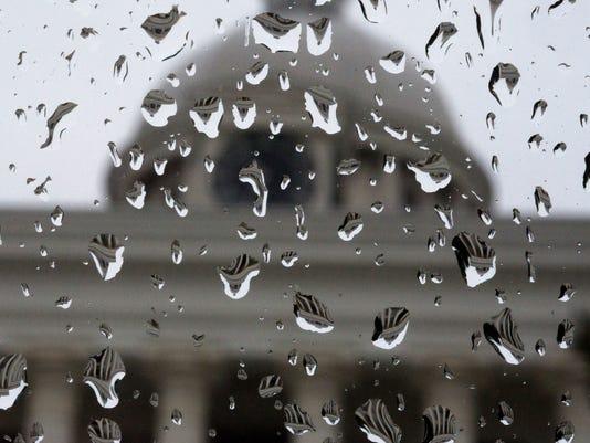 Capital Rain