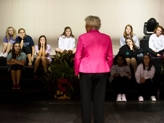 Kay Ivey Distinguished Young Women 101