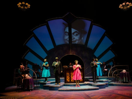 "ASF's ""Ain't Misbehavin'"" features five incredible performers including, from left, Shinnerie Jackson, Juson Williams, Bianca Horn, Eric LaJuan Williams and Fredena J. Williams."