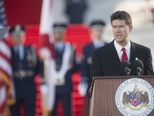 Alabama Secretary of State John Merrill.