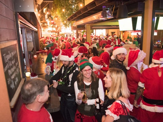 Best Holiday Parties Bar Crawls Around Phoenix In December