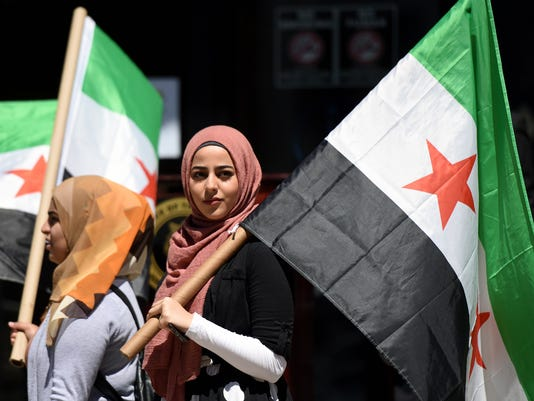 Syrian Independence