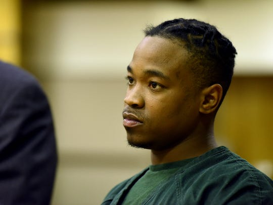 Marshae Anthony, the final defendant in the Genesis Rincon murder case, plead guilty to a gun possession charge in the killing of a 12-year-old Paterson girl as she rode a scooter during the Fourth of July weekend in 2014.  Anthony accepted a plea deal in Passaic County Superior Court on Wednesday, May 3, 2017.