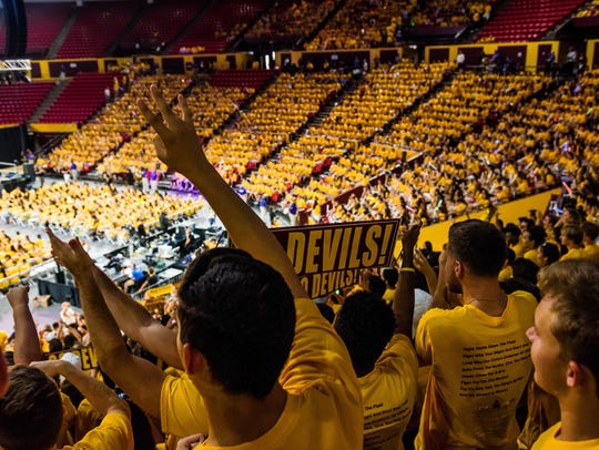 This fall sees ASU's largest incoming freshman class, 11,500